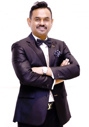 Dato' Haji Abdul Hamid Bin P.V. Abdu